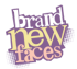 Vivid Presents Brand New Faces Logo